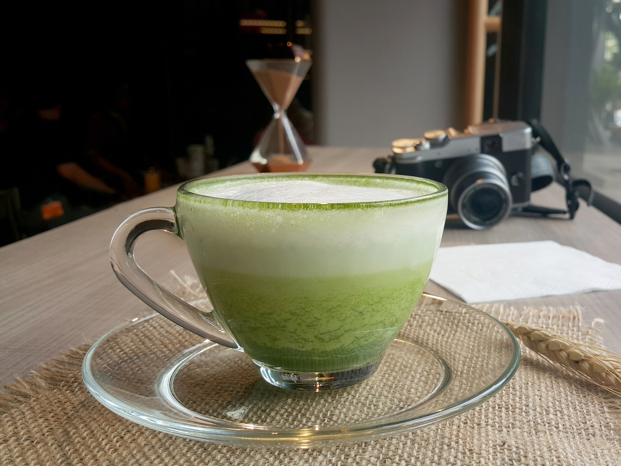 Why you should drink matcha green tea