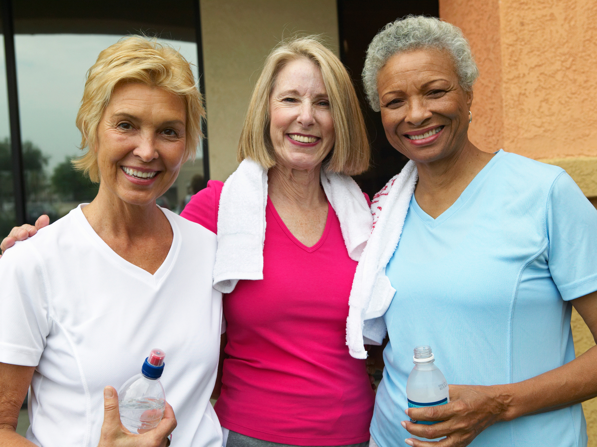 Why weight loss for seniors takes a special approach
