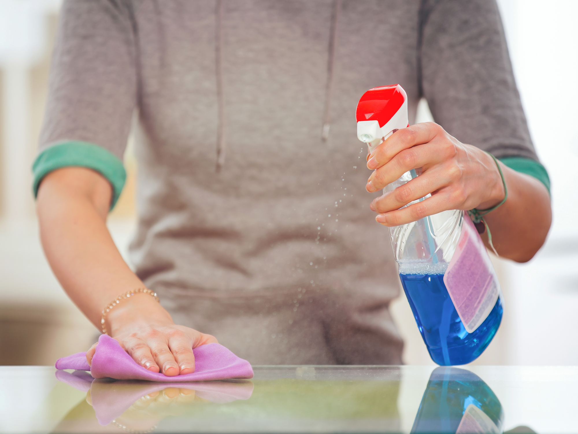 Is your clean home giving you COPD?
