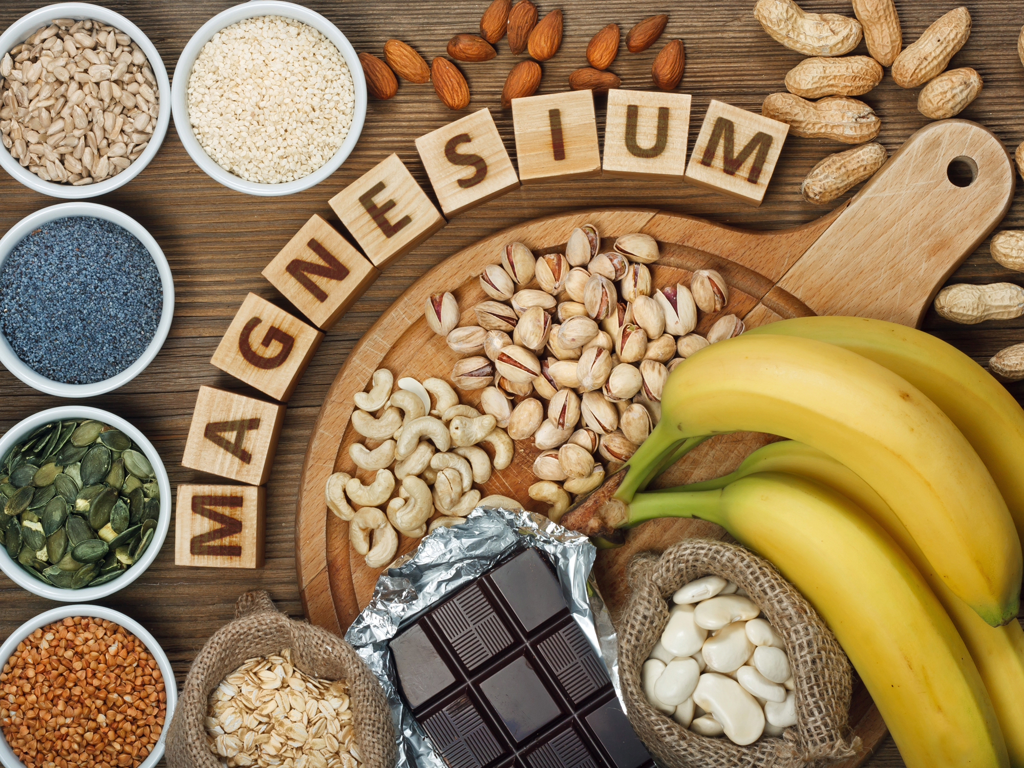 What's stealing your magnesium?