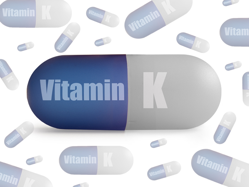Vitamin K: The vitamin with a split personality