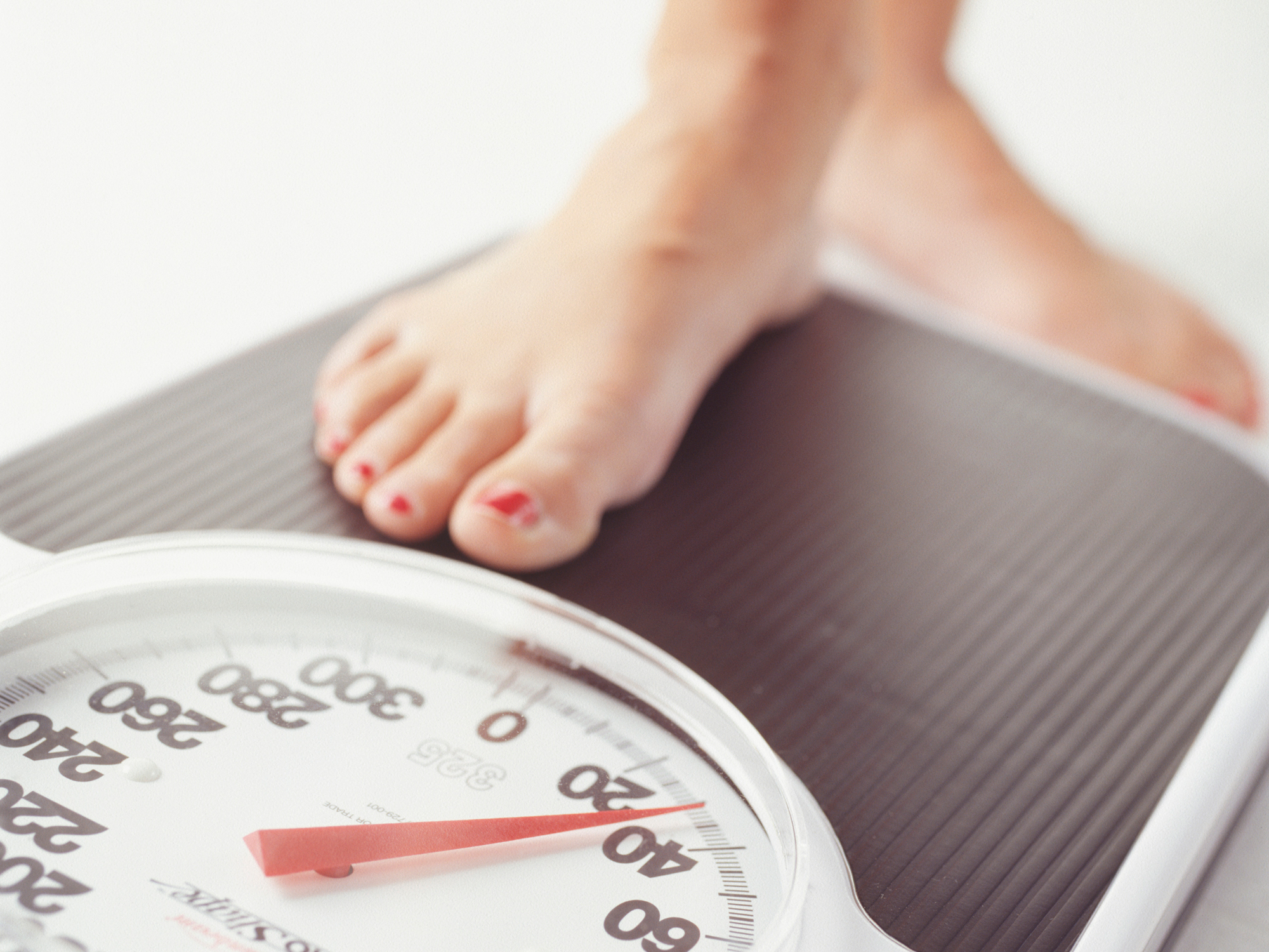 Why weight watchers have better blood sugar