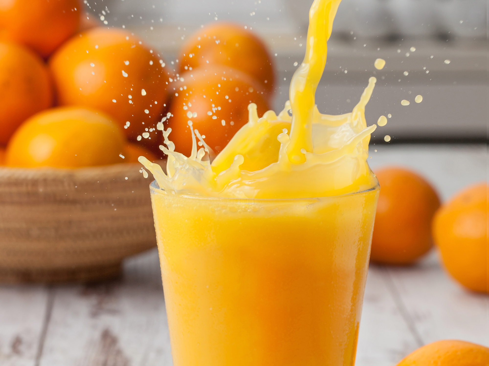 Orange juice: Pure, natural… and poison?