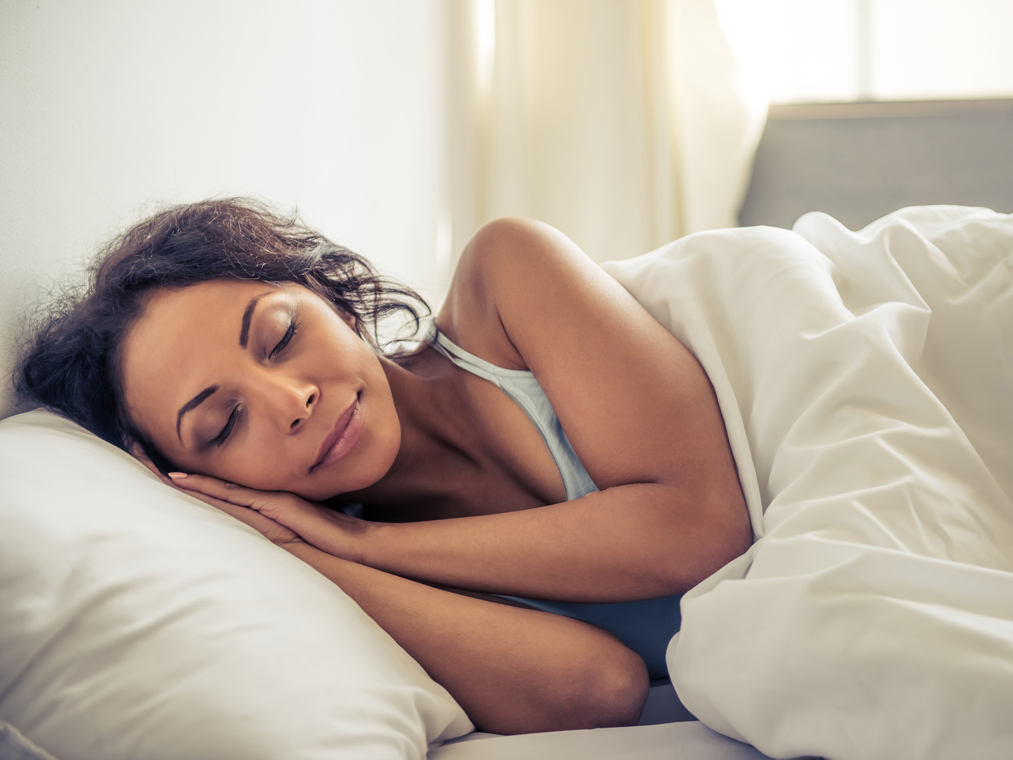 Sleep on your side to diminish Alzheimer's and Parkinson's