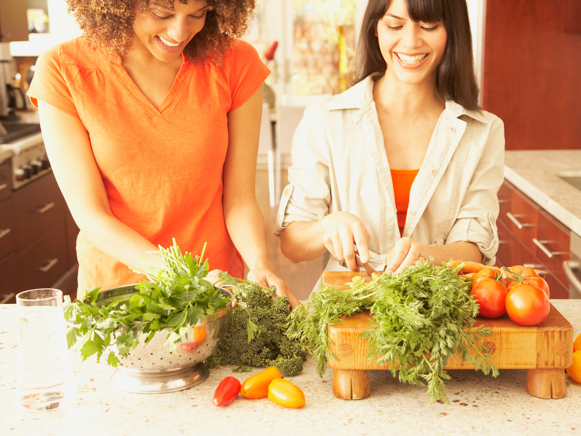 Forget dieting: Adopt an 'eat more-live better' food style