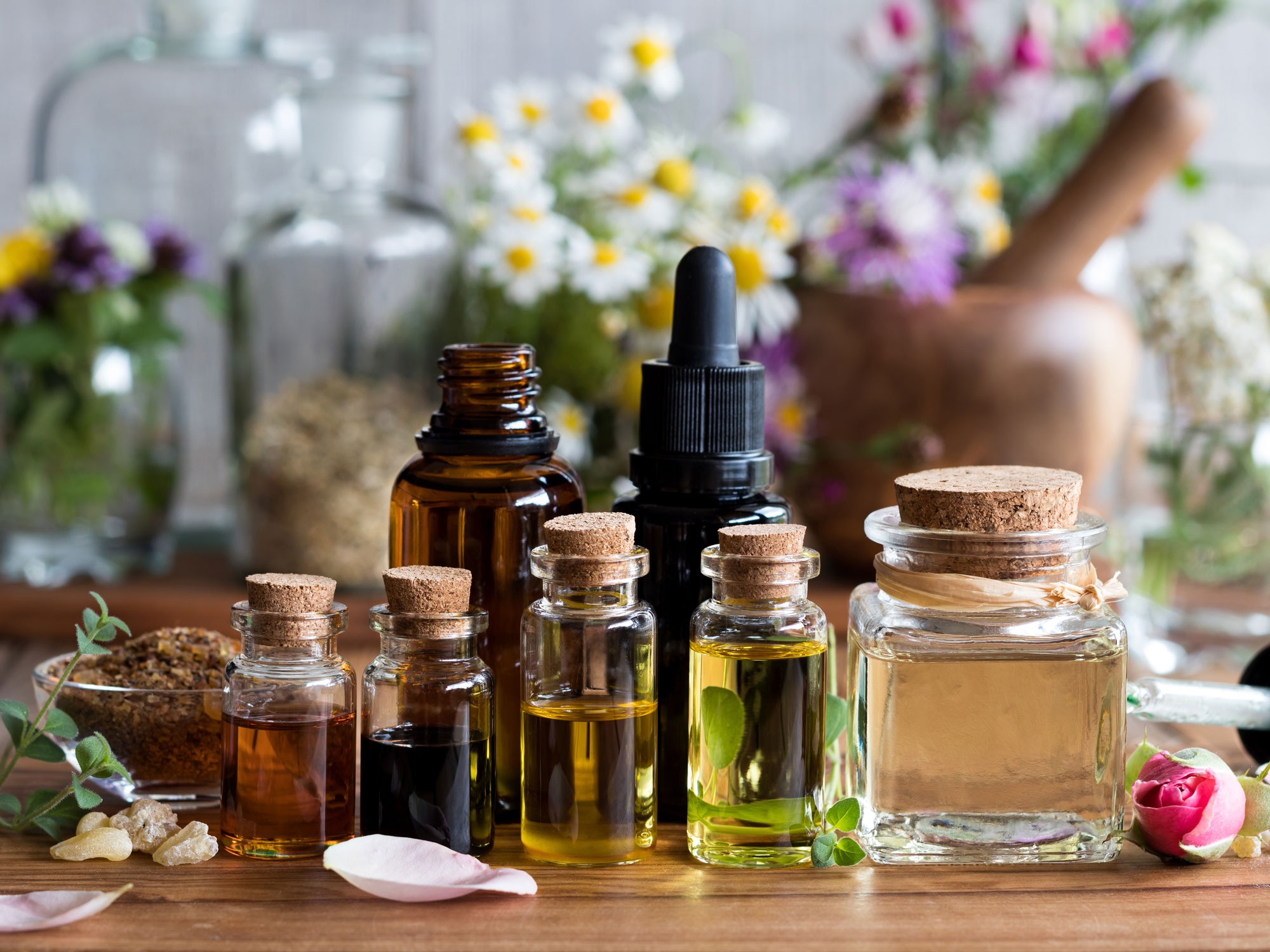 Using essential oils for healthier blood pressure