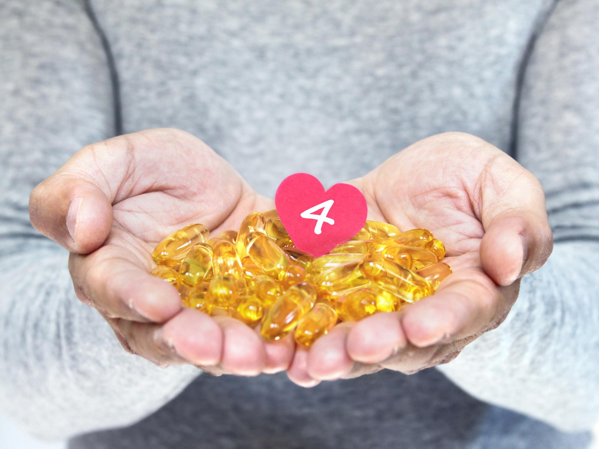 4 ways this simple vitamin undoes heart damage
