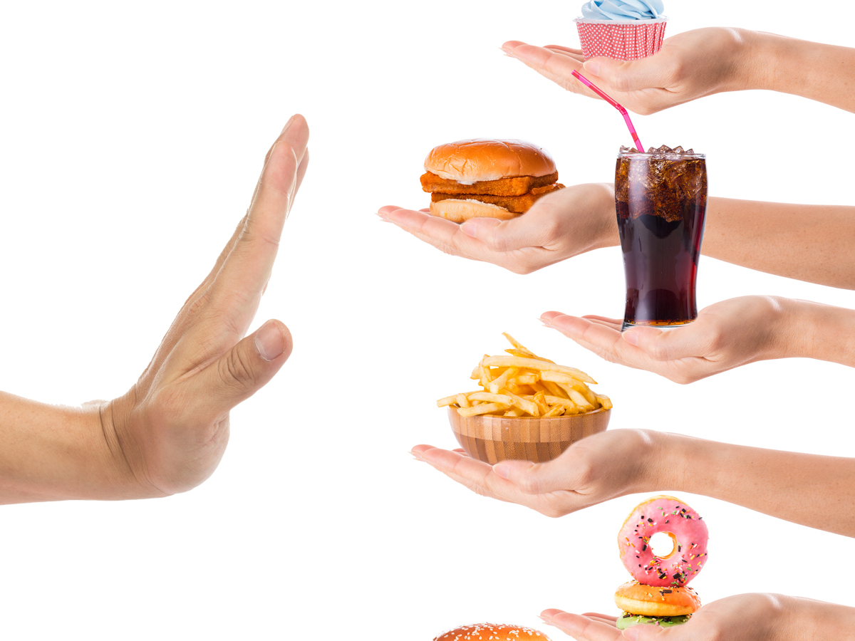 How to flip off your brain's hunger switch