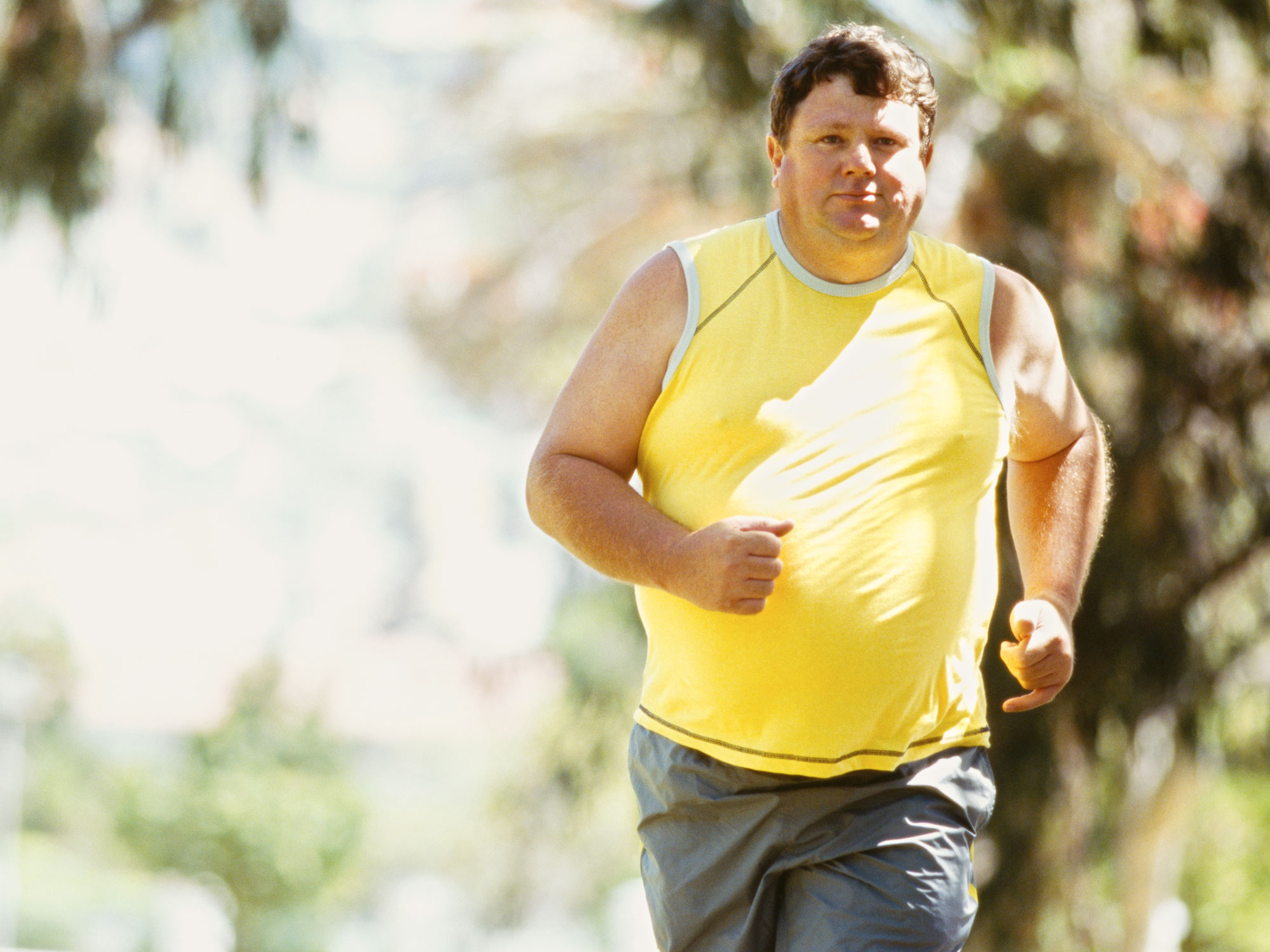 The vicious cycle that makes a 'dad bod'