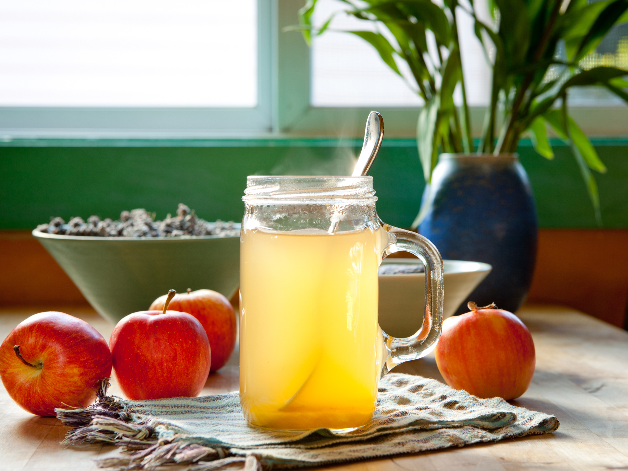 The cold, flu, sinus-allergy tonic you can make at home