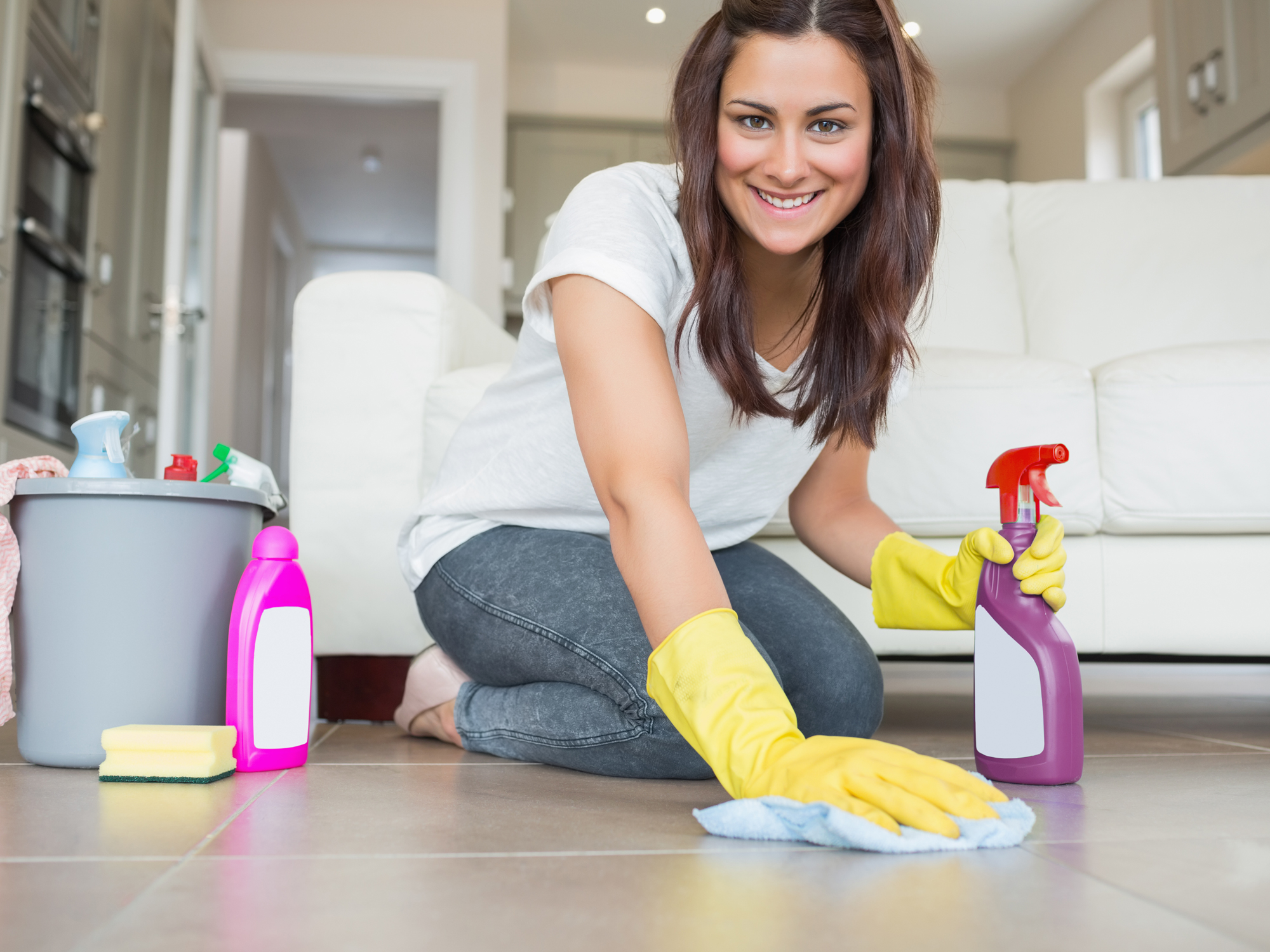 8 ways to rid your home of dust, dirt and toxins this spring