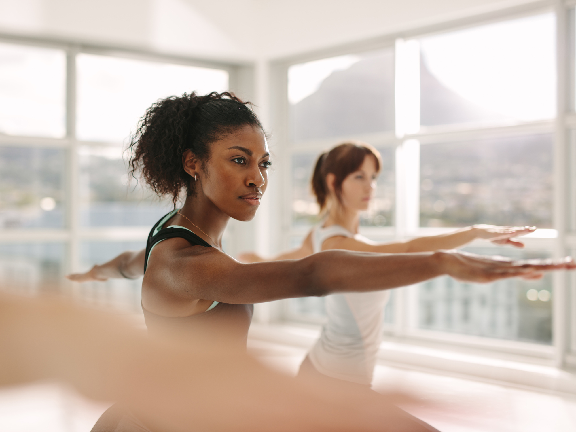 Yoga basics for a bigger mind, a better body and inner peace