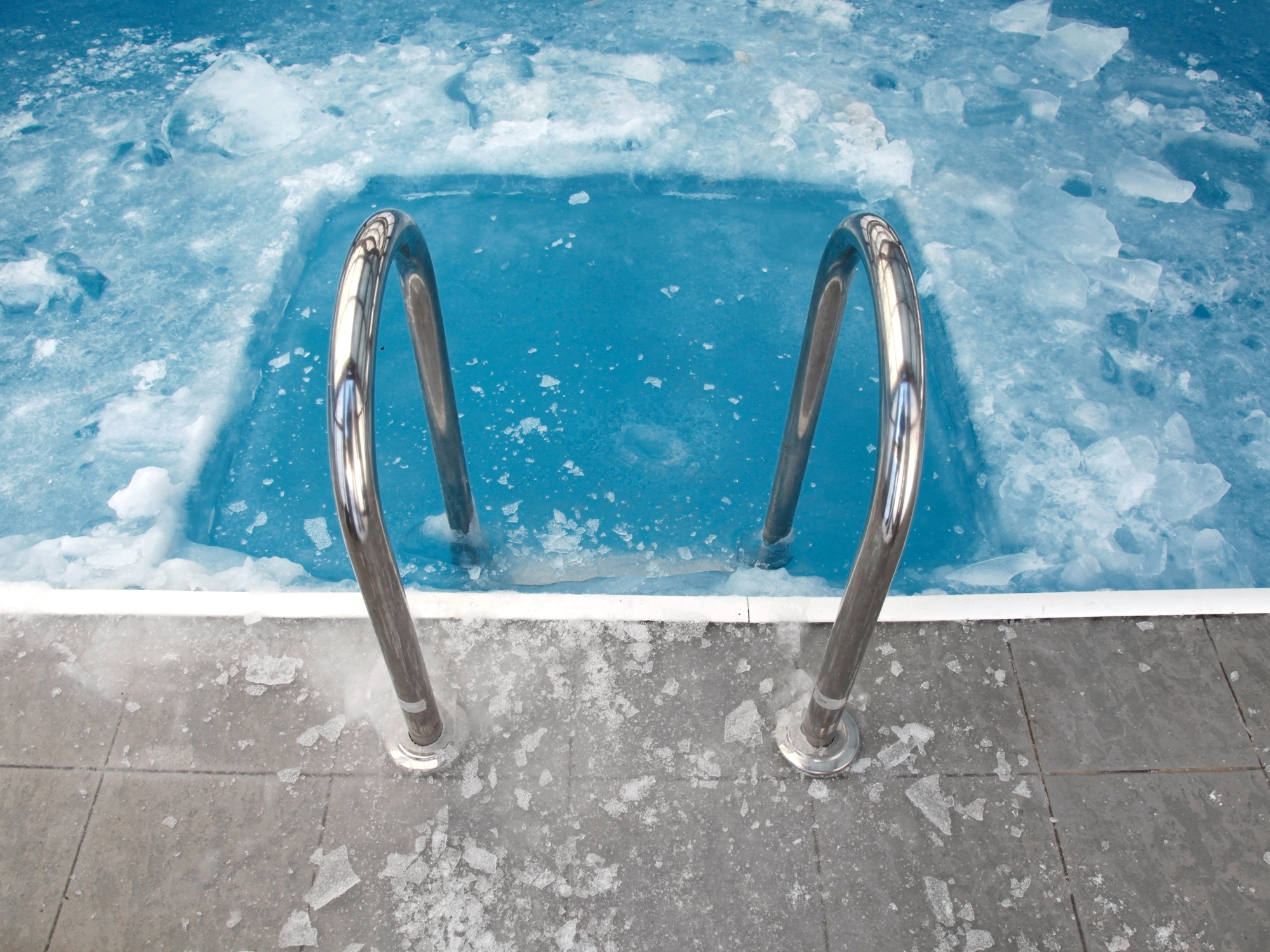 Can cold water end chronic pain? It did for this guy