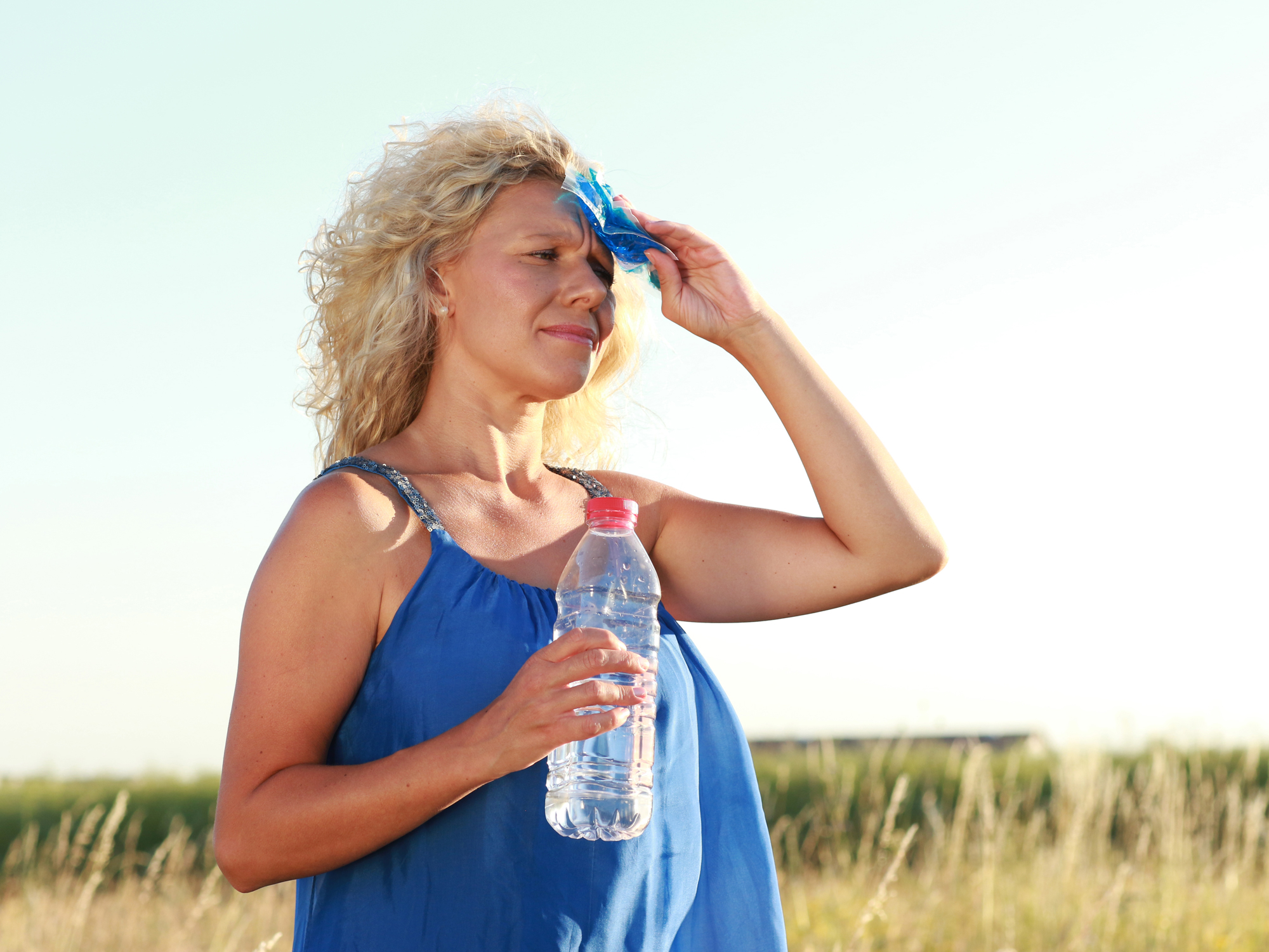 Why summer heat is hard on your heart and how to stay safe