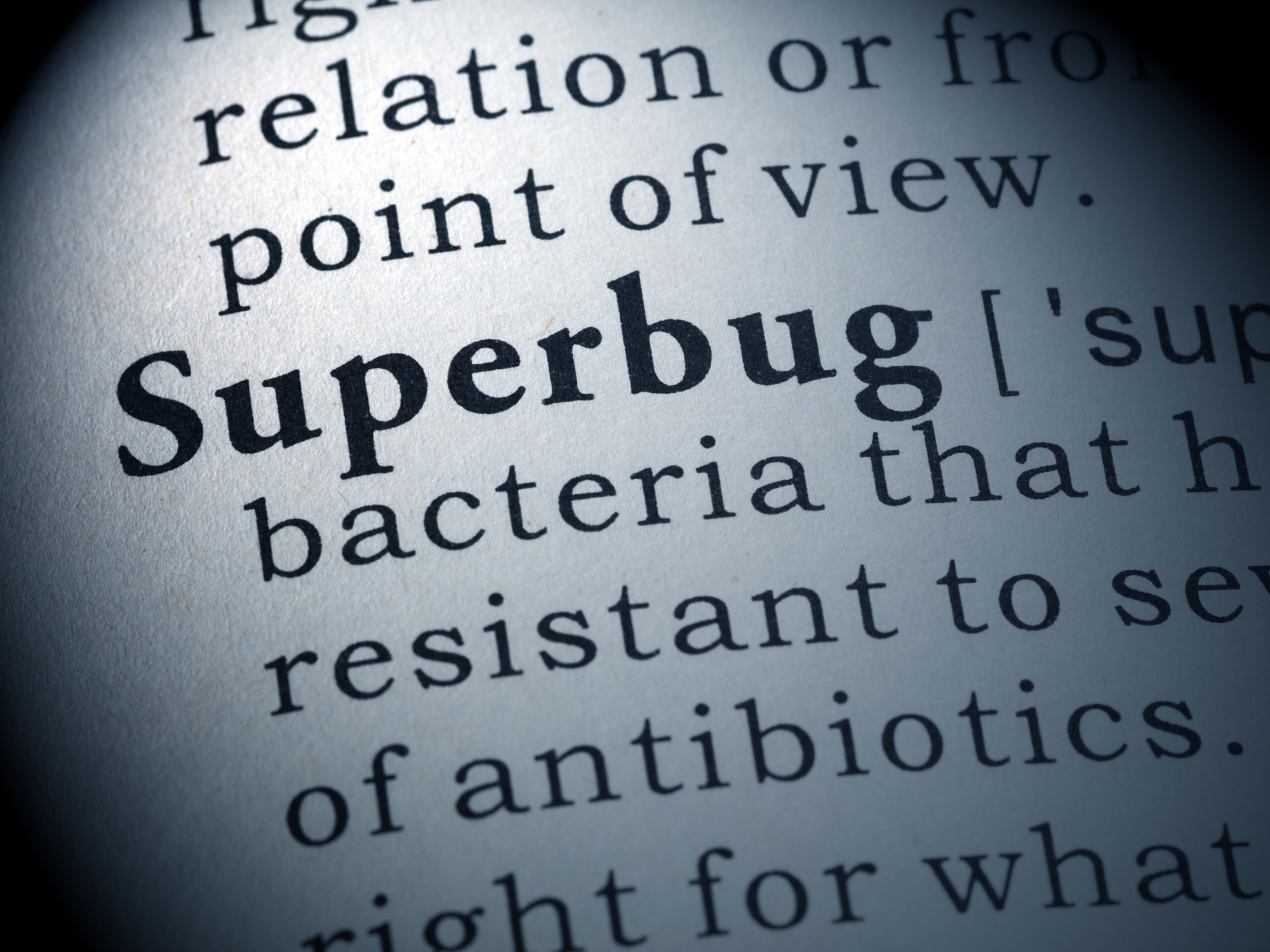 100-year-old therapy stops antibiotic-resistant superbugs