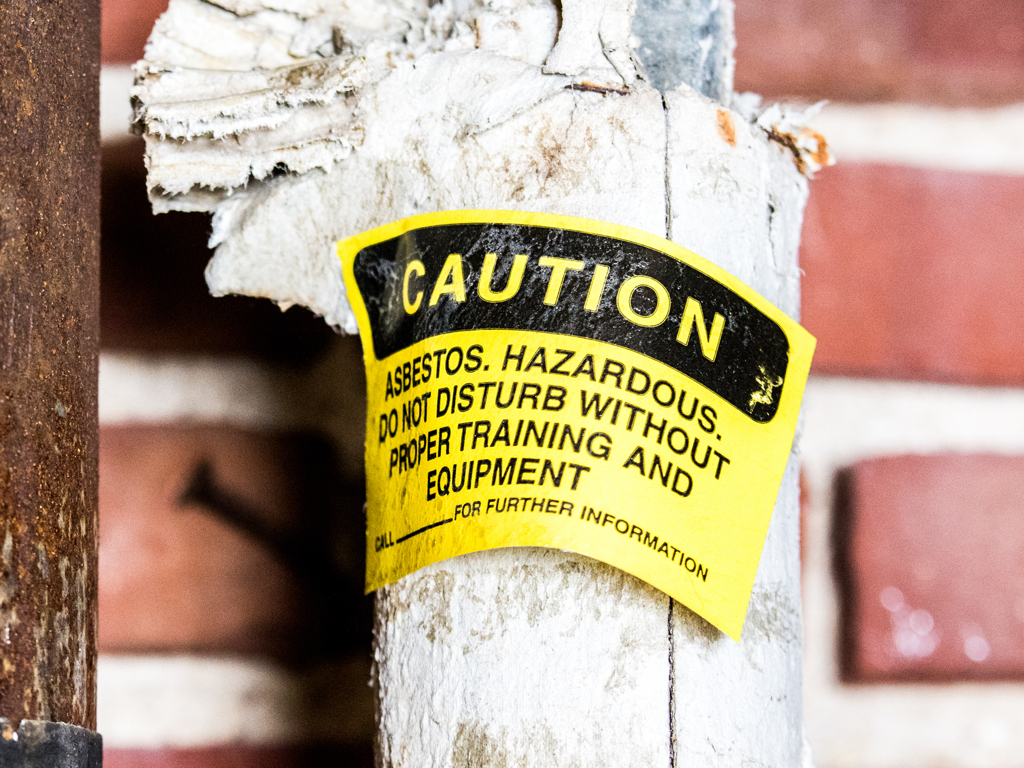 Asbestos: It's back and as dangerous as ever