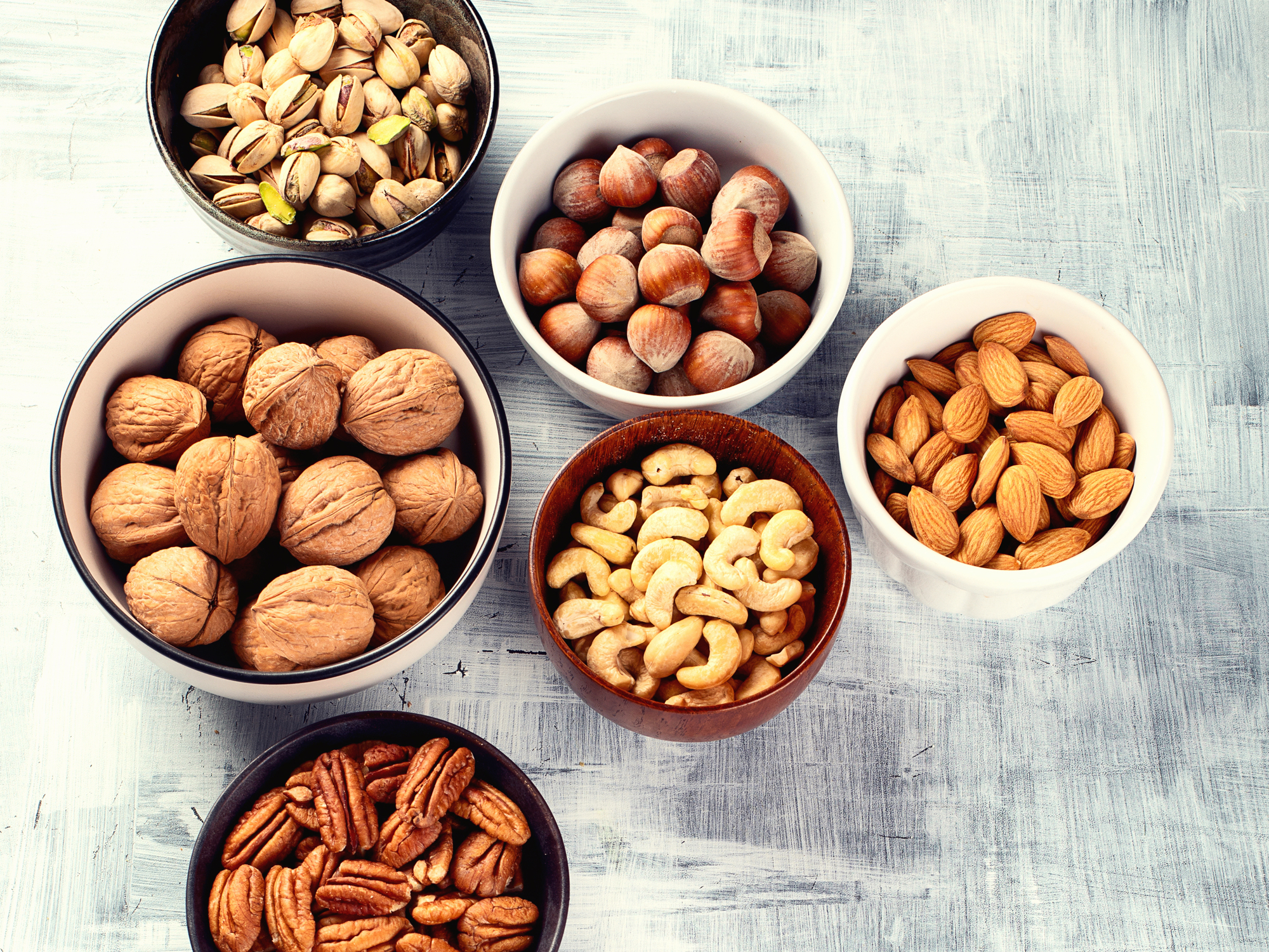 The best nut to crackdown on chronic disease risk?