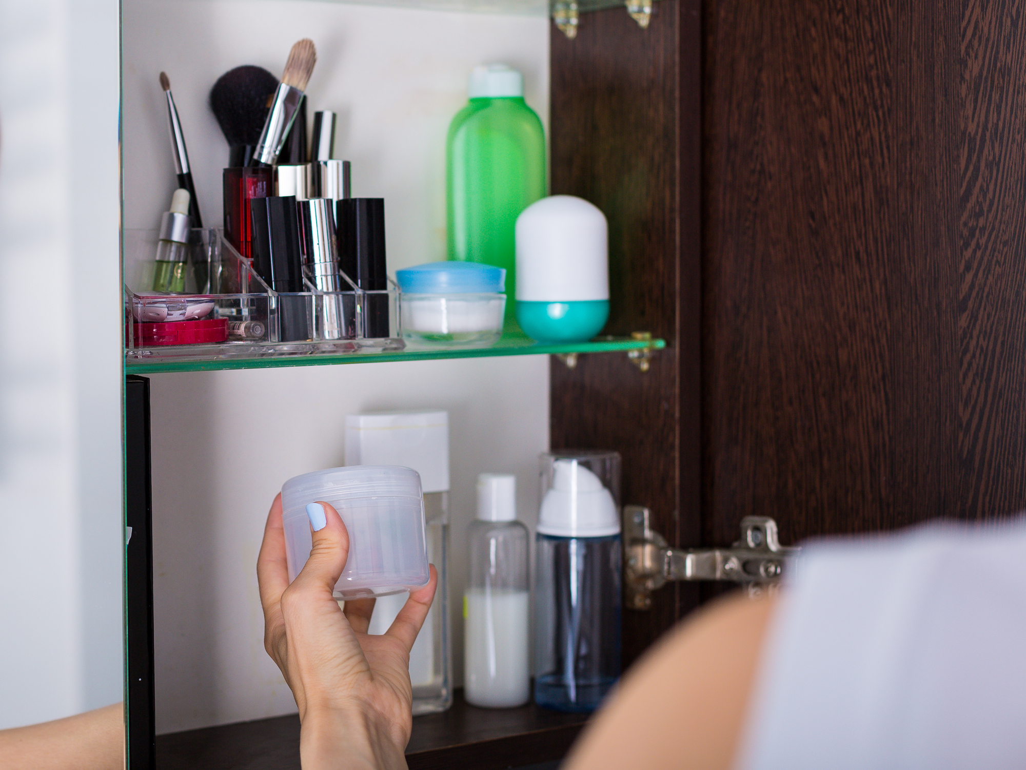 What your personal care routine does to your hormones