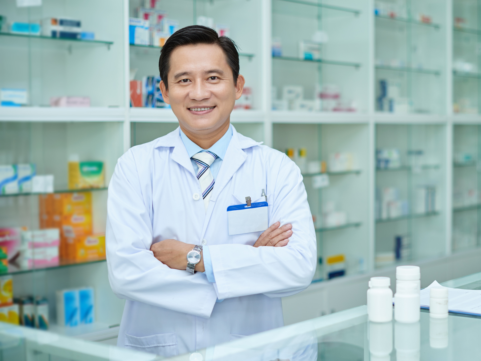 More than a dozen reasons to get to know your pharmacist better