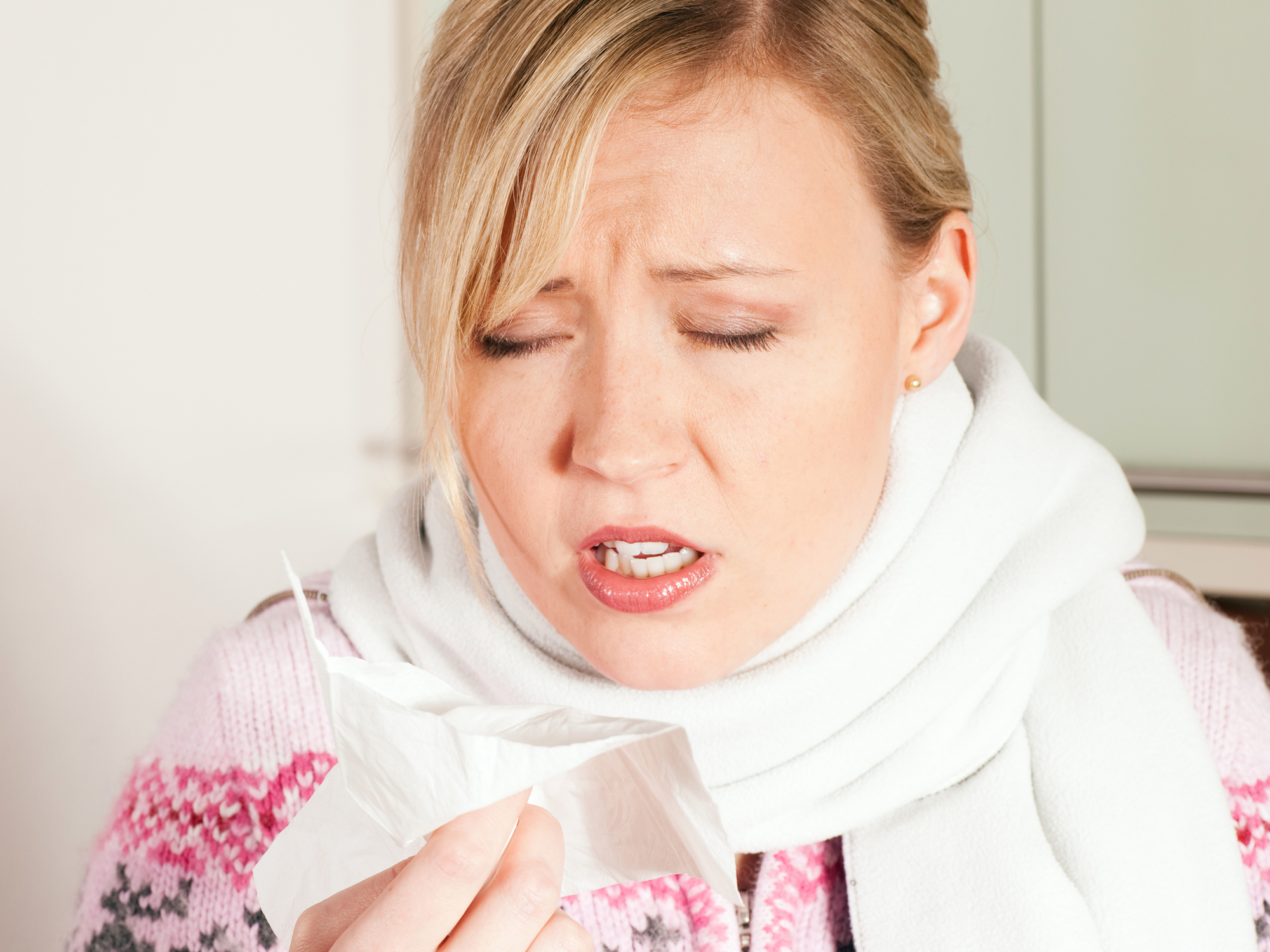 zinc acetate lozenges for cold sufferers
