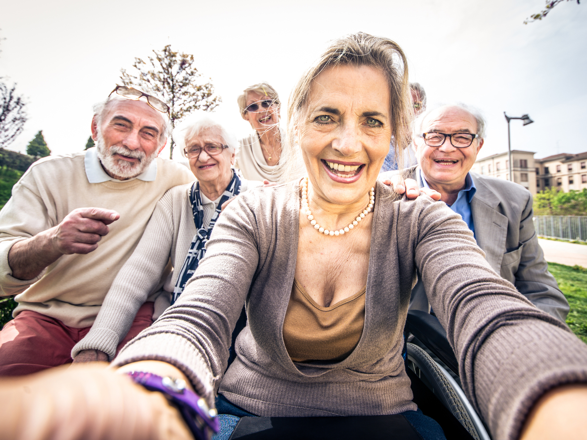 6 secrets for exceptional aging