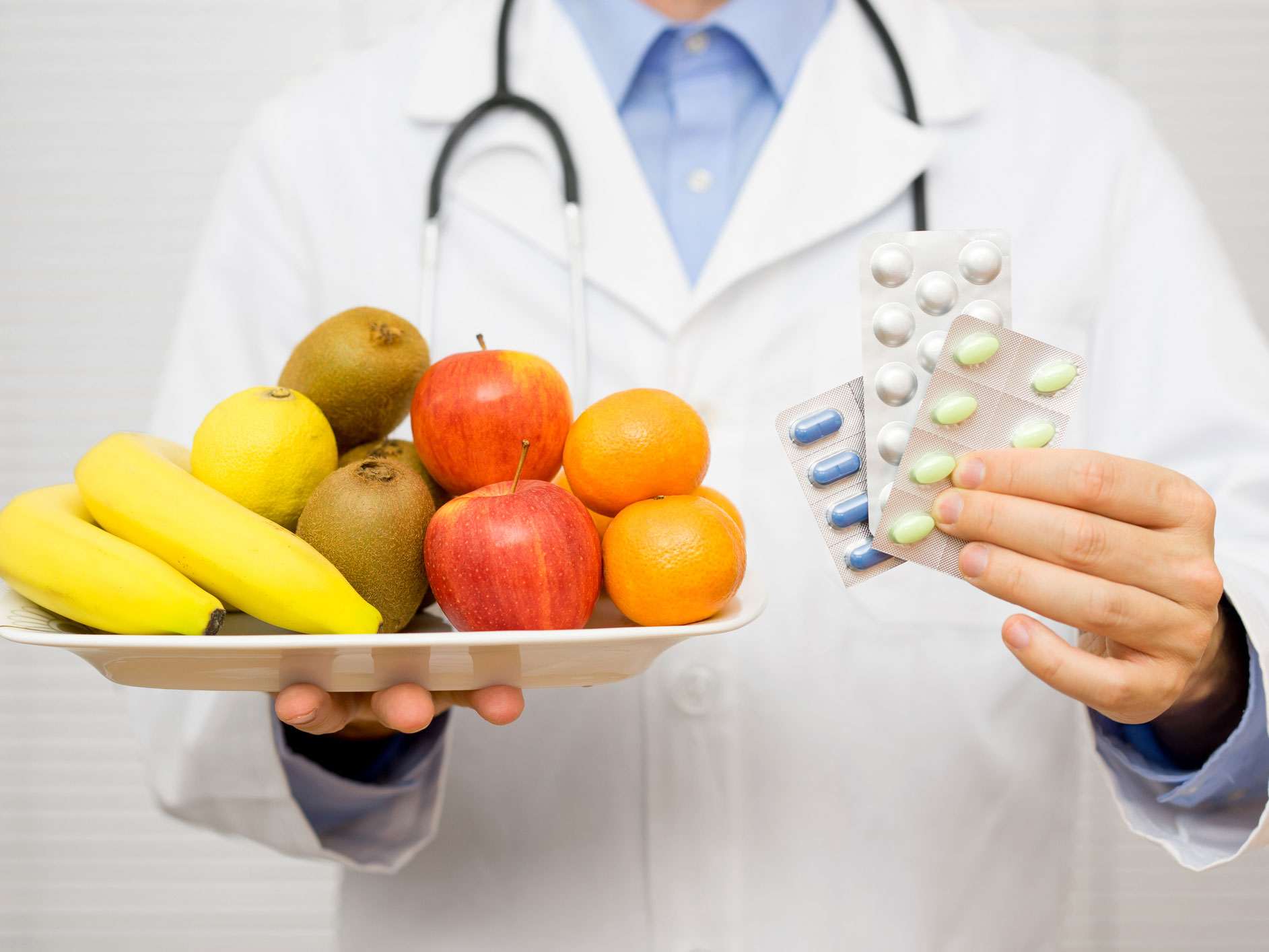 Could the right food lower your heart disease risk better than meds?