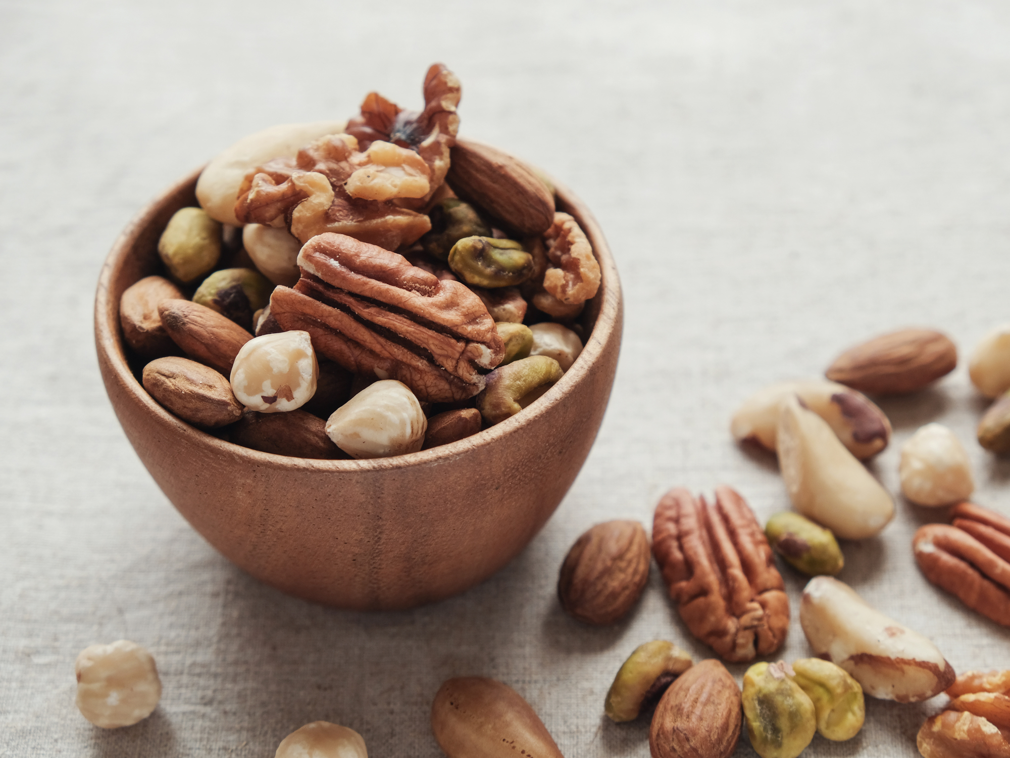 6 ways this forgotten health nut can improve your health