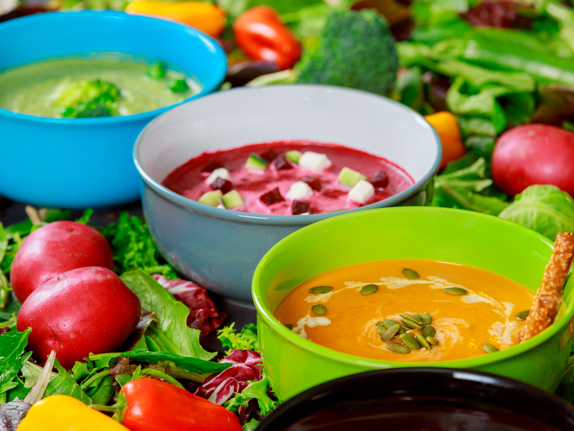 7 nutrition-packed veggies for powerful winter soups