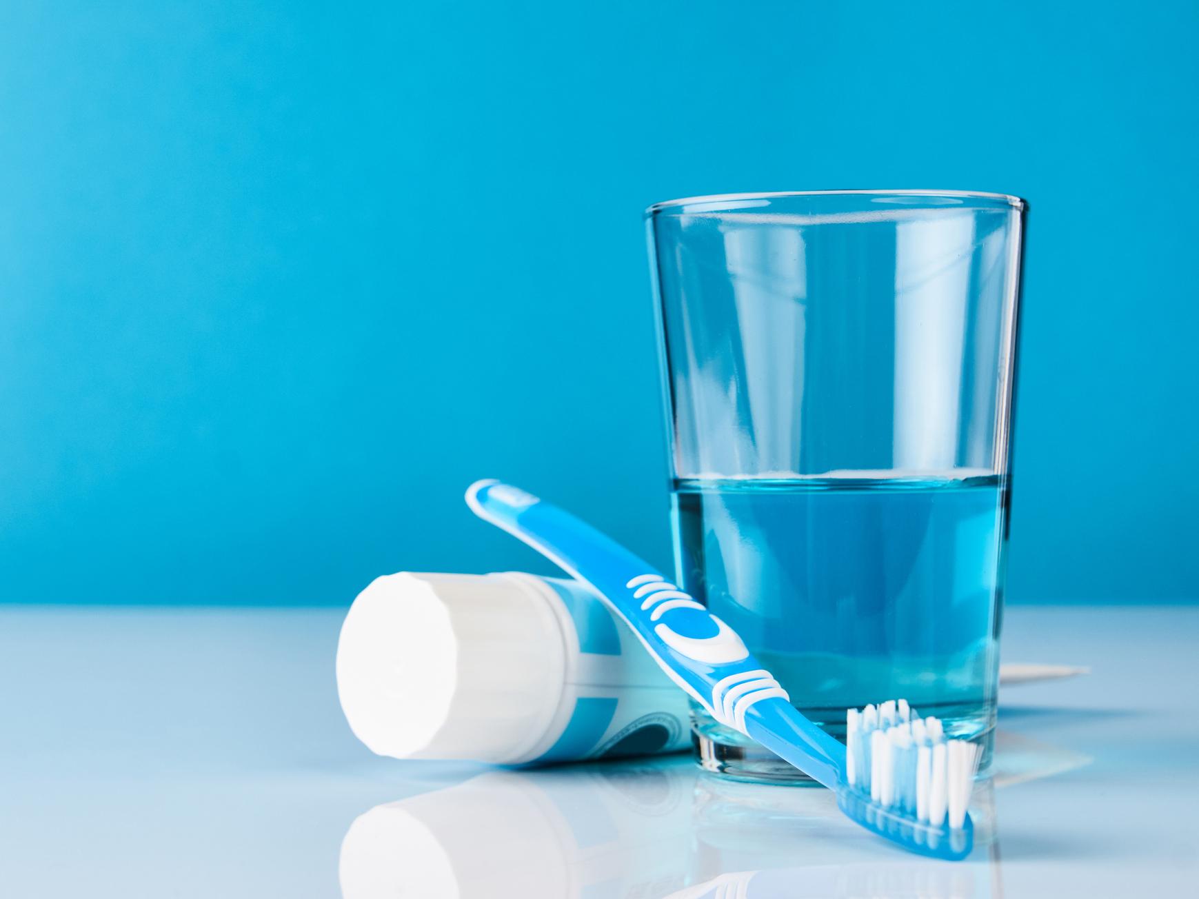 How mouthwash raises your blood pressure