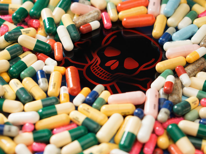 The 'alphabet soup' of poison popping up in your blood pressure meds