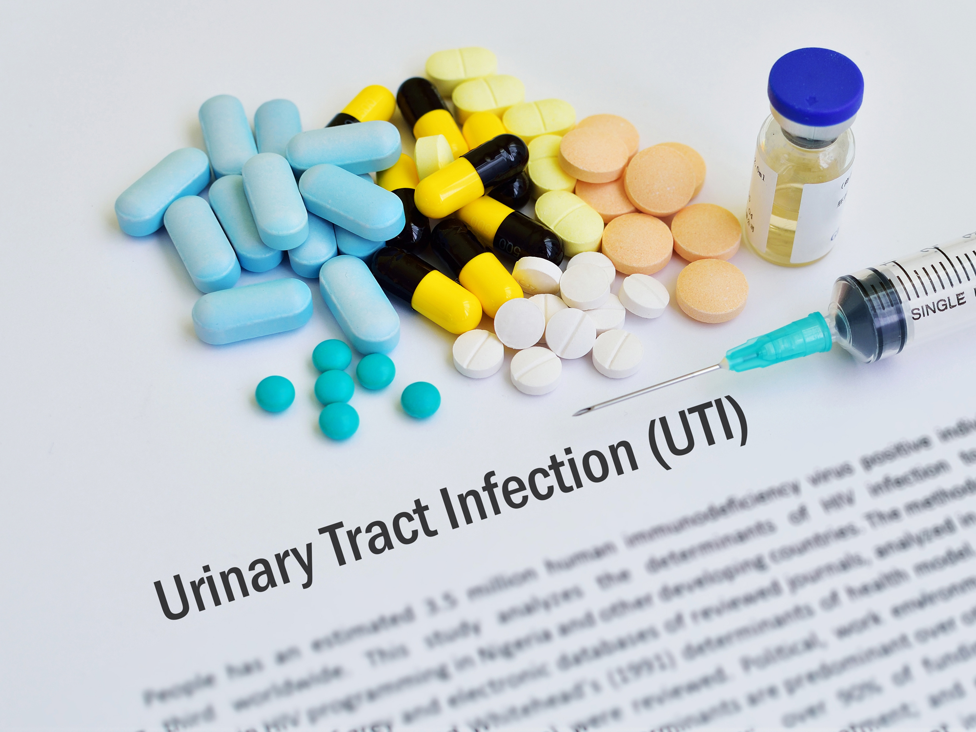 The mineral that might replace antibiotics to treat UTIs
