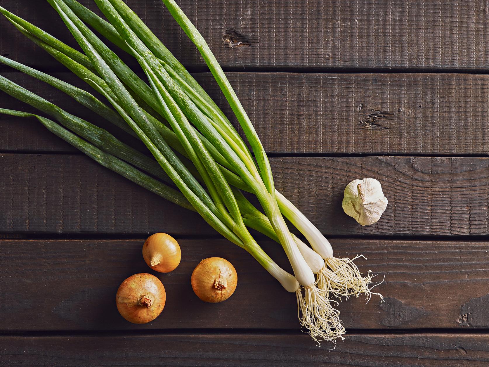 The vegetables that slash colorectal cancer risk 79 percent
