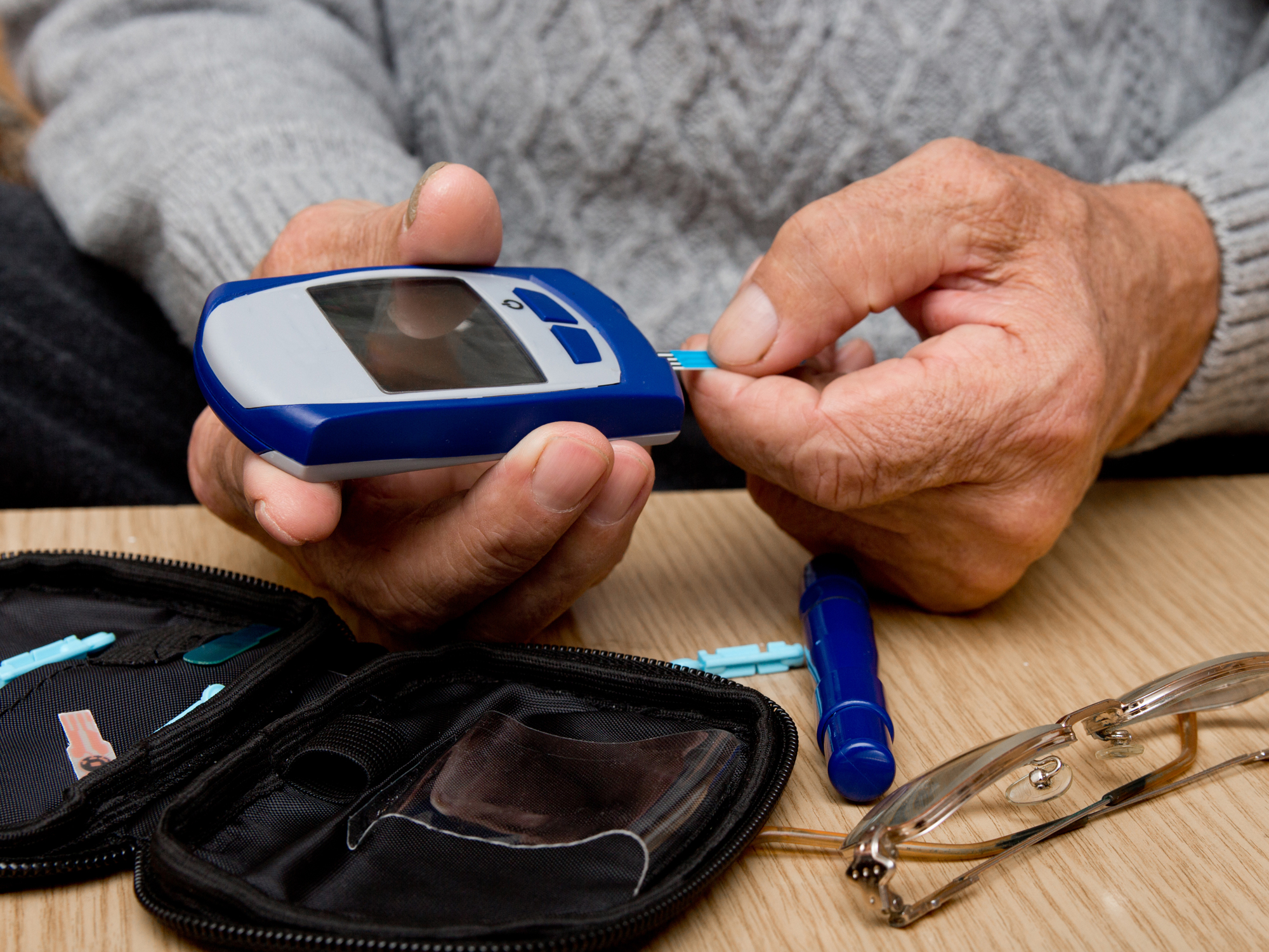 Why Alzheimer's may be late-stage type 2 diabetes
