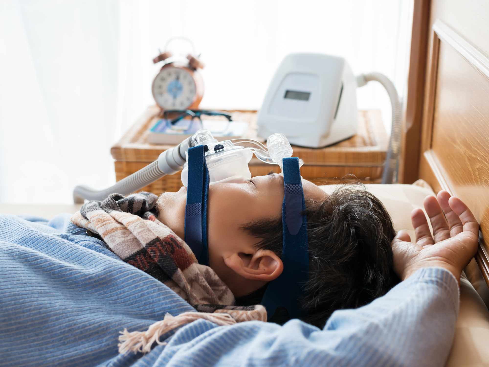 Why a CPAP machine could save your brain
