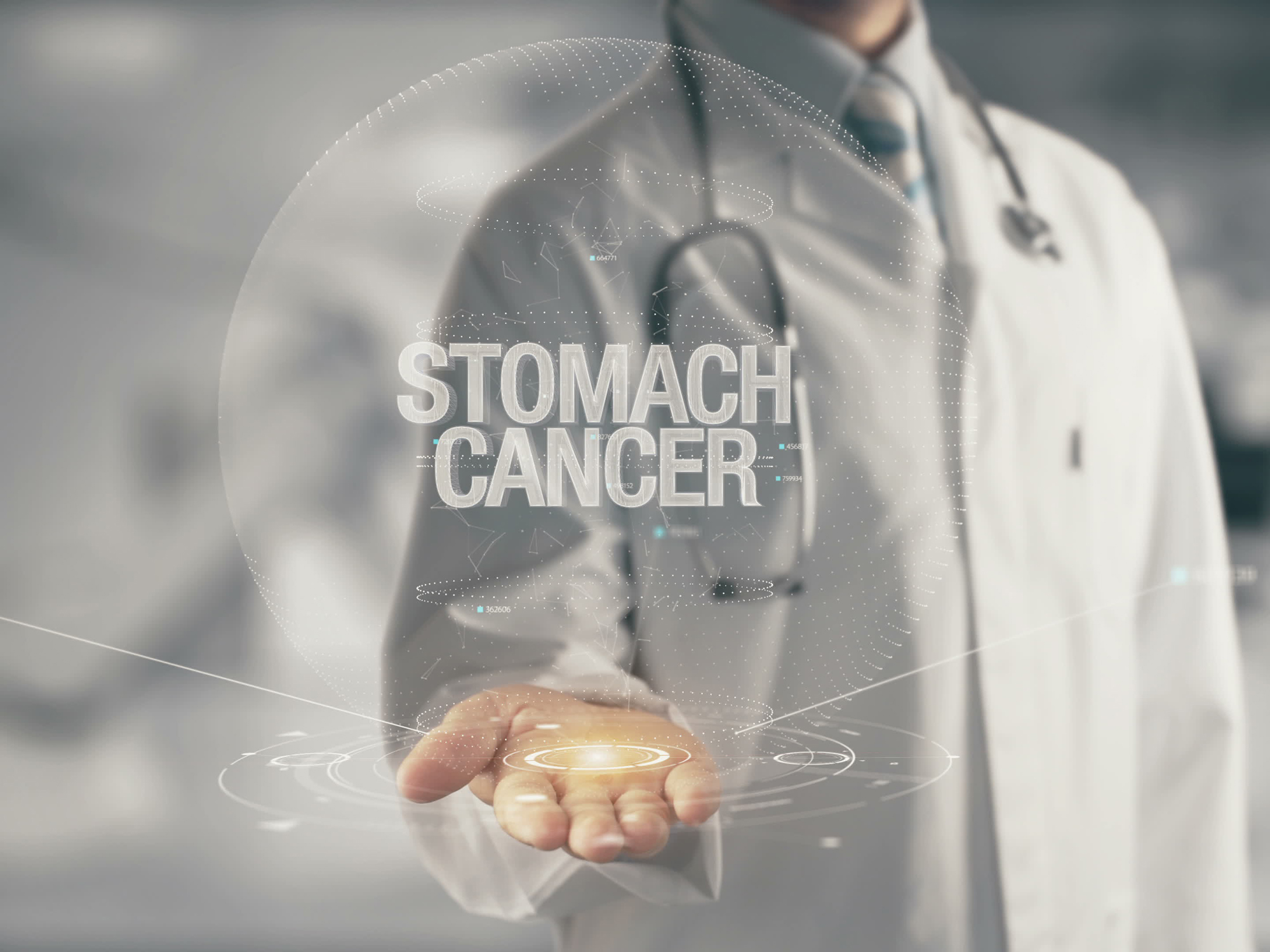 The compound with the most scientific cred against stomach cancer