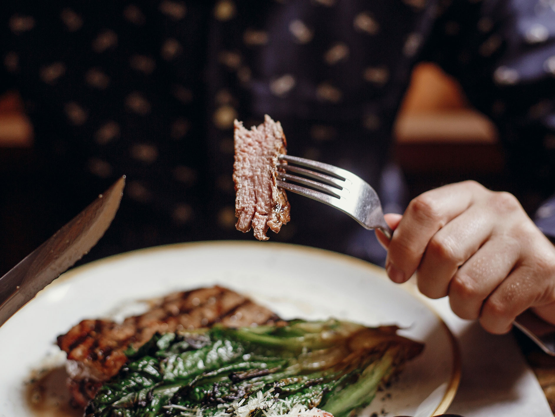Red meat may be part of a healthy diet that reduces MS risk