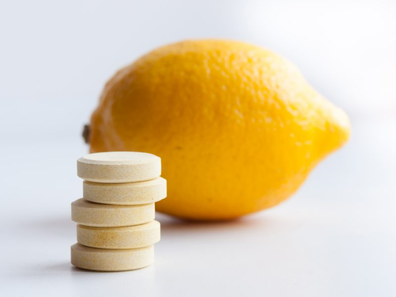 Vitamin C: The most important summer supplement - Easy Health Options®