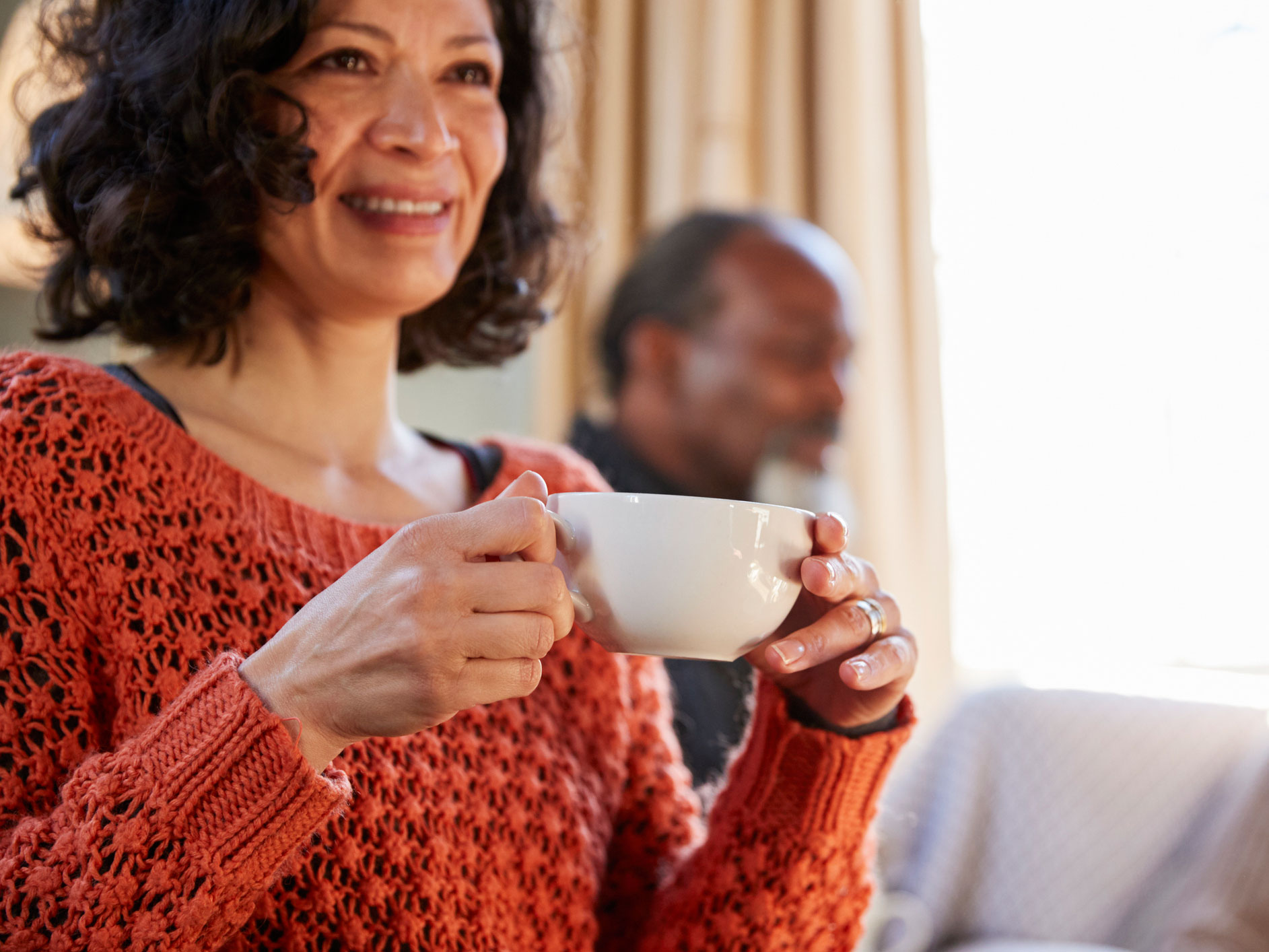 Drink coffee and lower the thermostat to burn more body fat