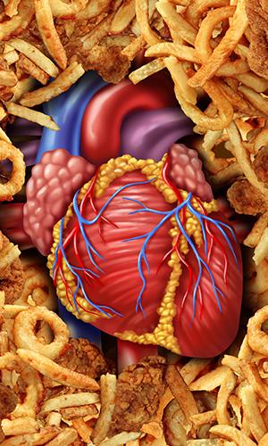 Trans fats and bad cholesterol