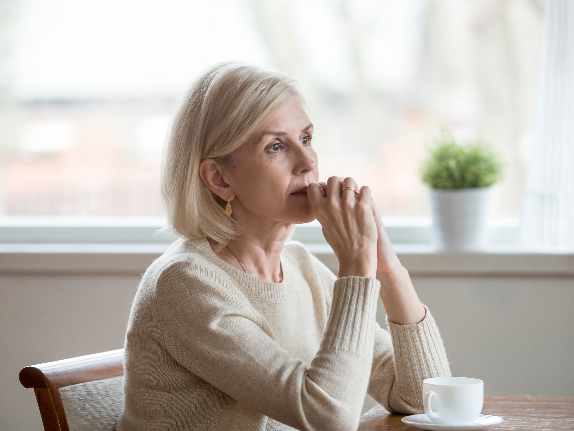 The depression symptom on your brain that could be Alzheimer's