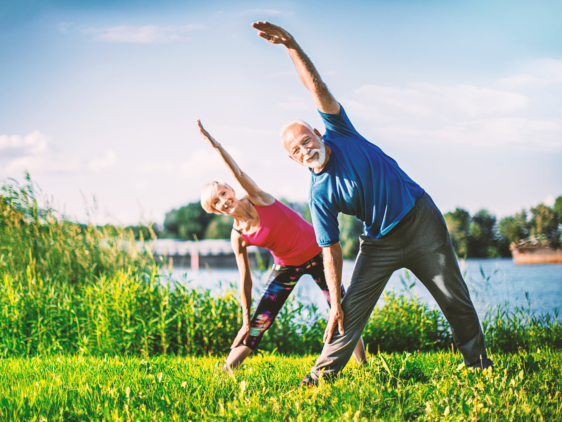 Why you don't need crazy exercise classes to live longer