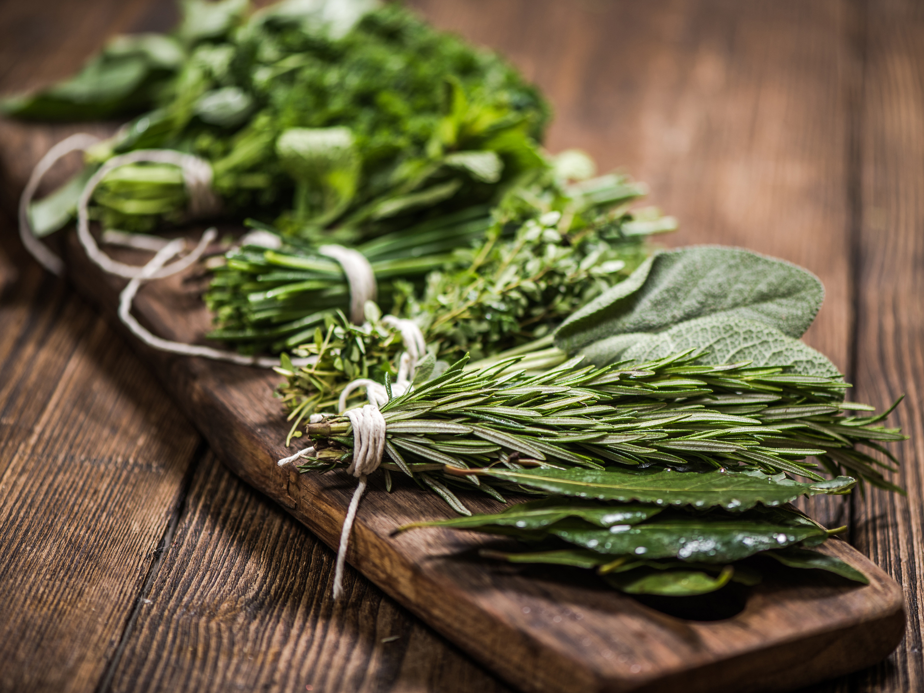 Why these 3 herbs battle high blood pressure