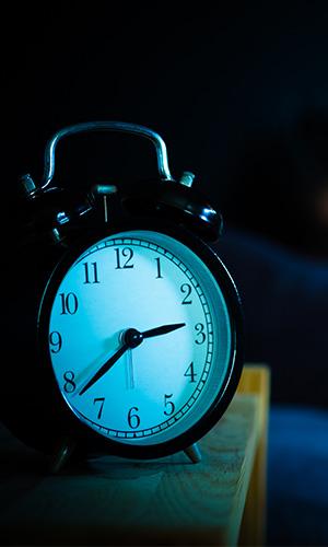 Alternative sleep therapies