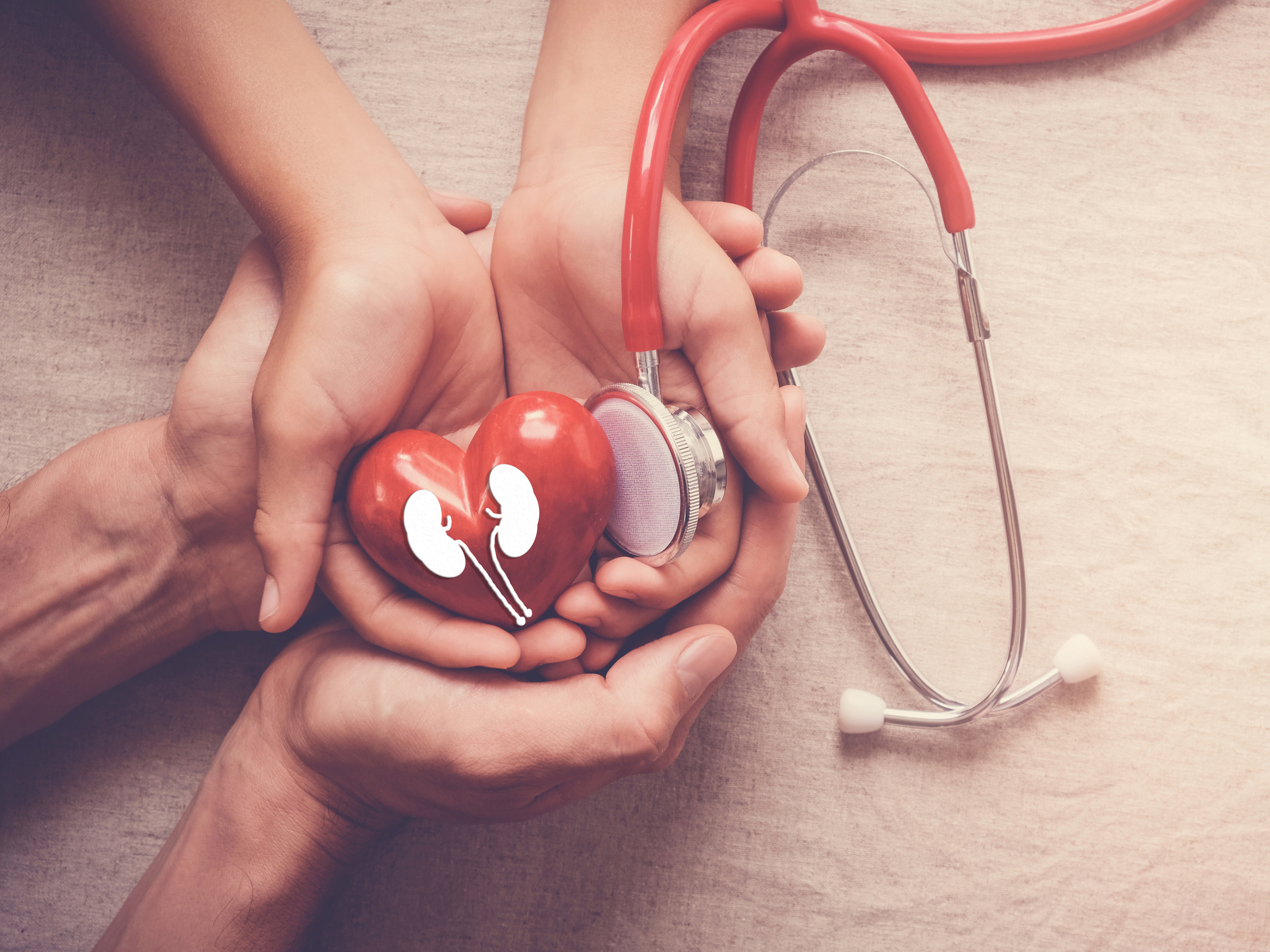 Chelation therapy, kidney disease, and heart disease connected