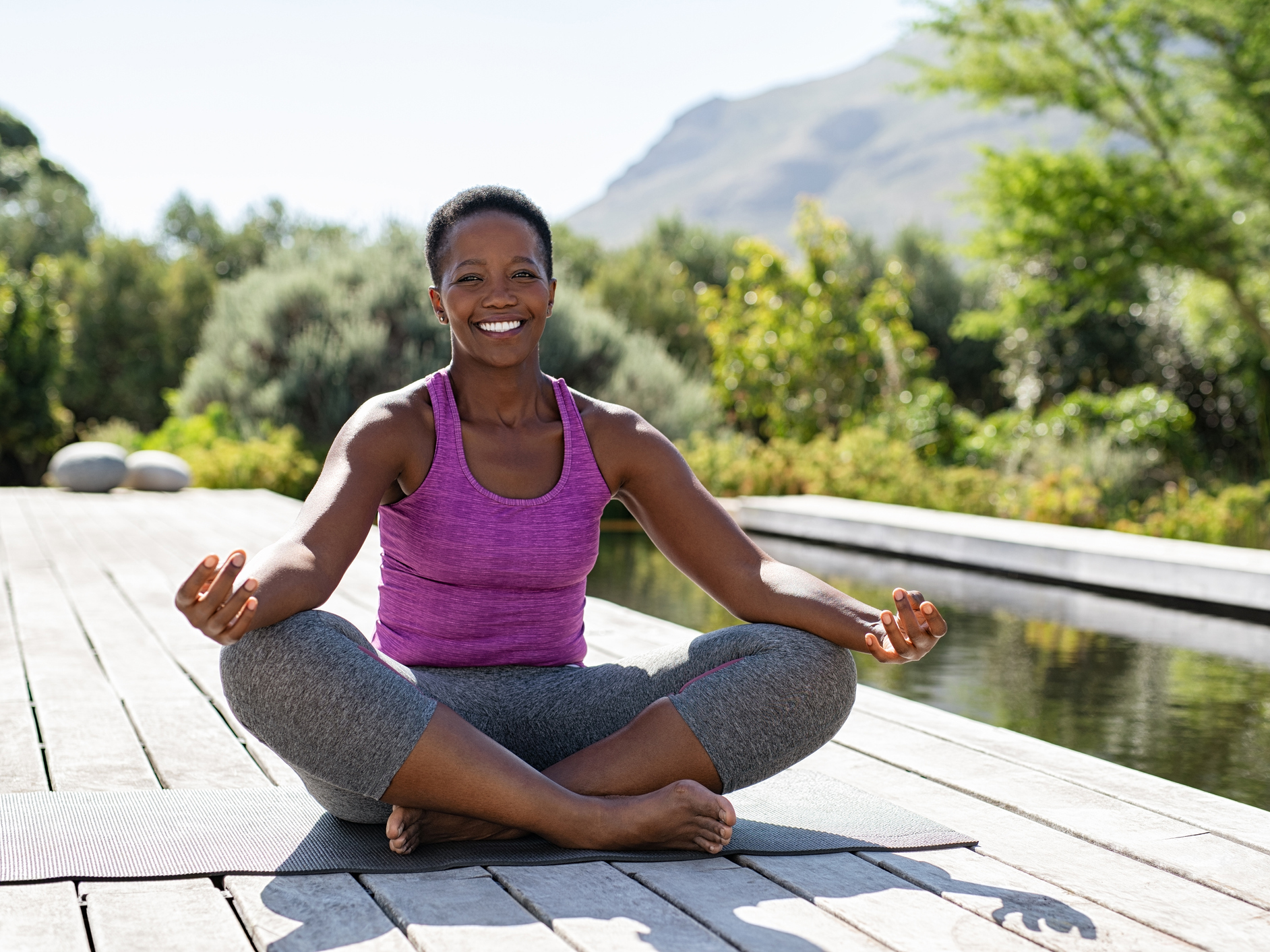 Is yoga as good for your brain as aerobic exercise?