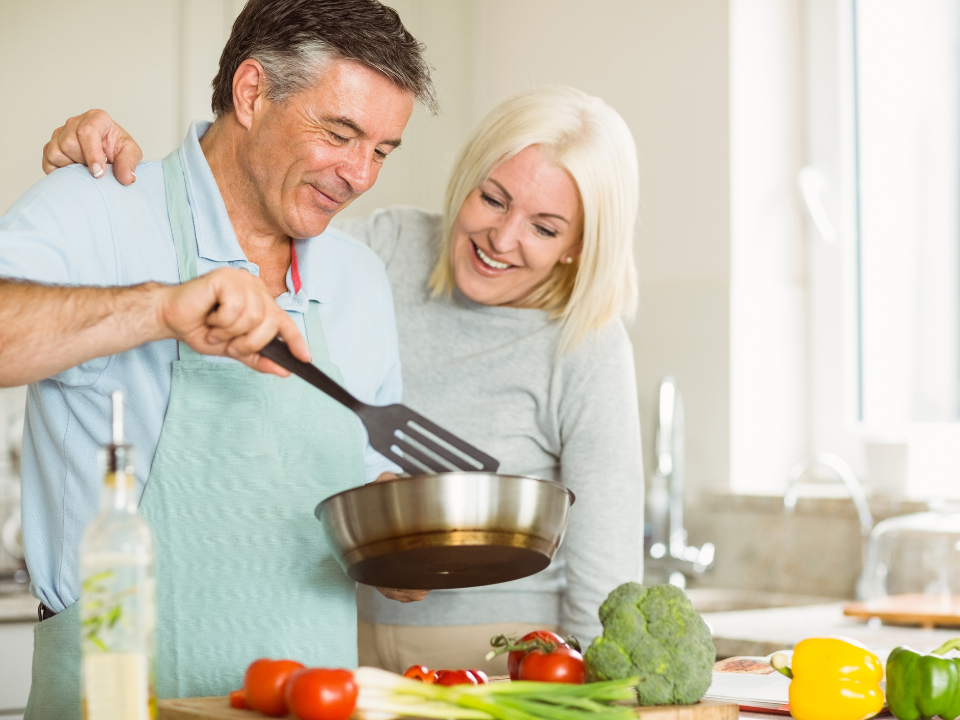 The diet that improves aging (even in nursing home residents!)