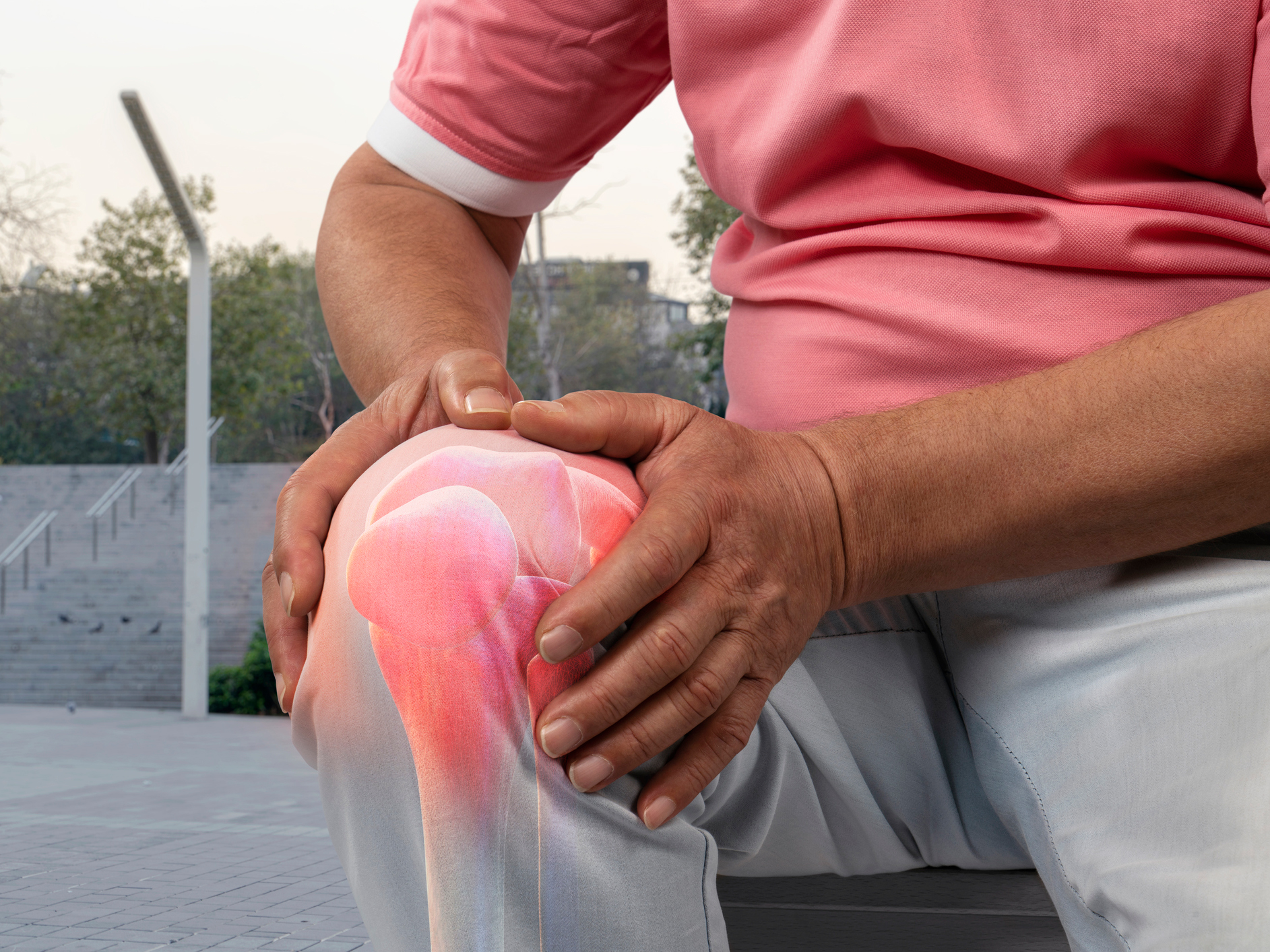 Steroid injections for knee pain