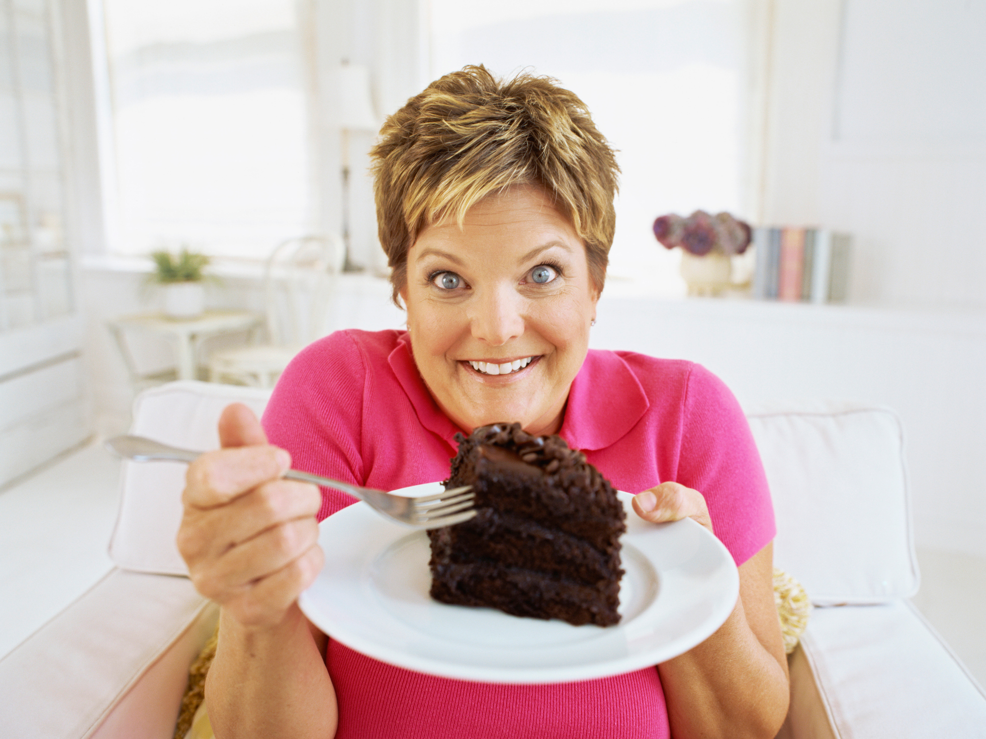 Could a big breakfast including cake really be the easiest weight-loss hack?