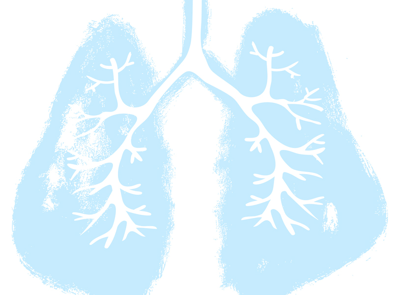 Why a lung condition makes you an easy target for COVID-19