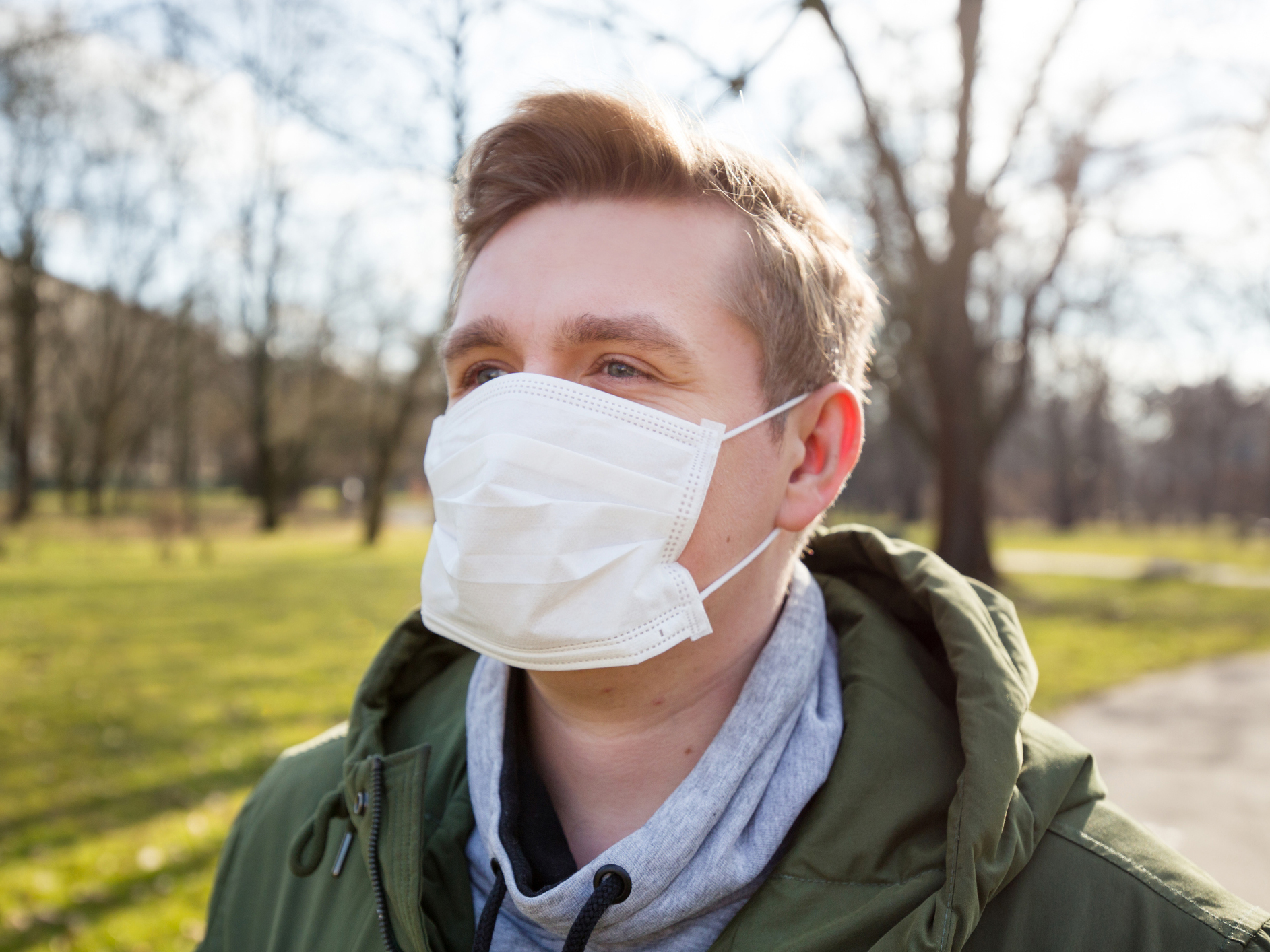 How to prevent skin damage from wearing a face mask during the pandemic
